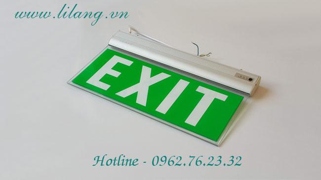 Den Exit Lilang Treo Tuong